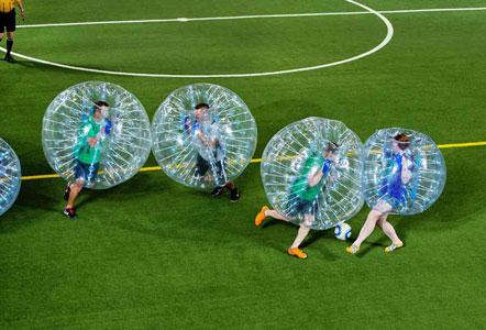 Jugar Bubble Soccer
